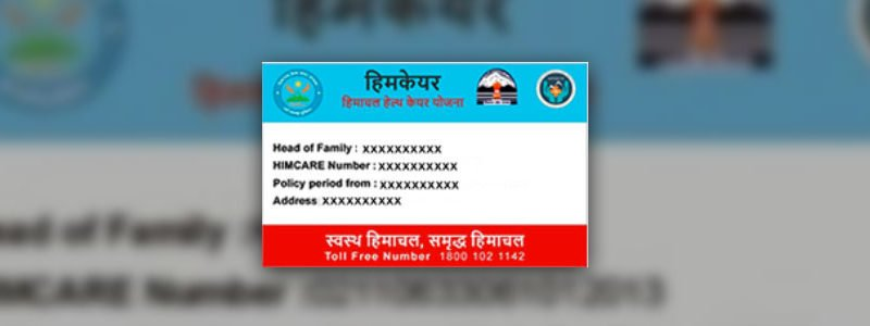 Him Care Yojana Benefits & Hospital List - HP Gov Health Scheme